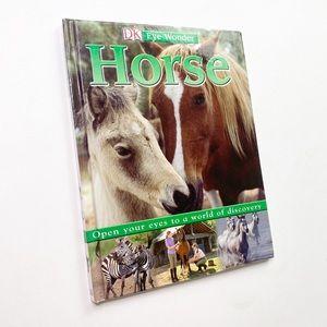 DK Eye Wonder: Horse Kids Book Learning Education